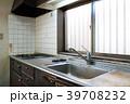 古くて汚いキッチン(著作権の問題なし) 39708232