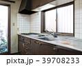 古くて汚いキッチン(著作権の問題なし) 39708233