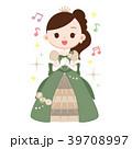ミュージカル女優 ヒロイン役 歌う 39708997