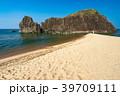 海岸 ビーチ 砂浜の写真 39709111
