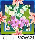 夏 ベクトル トロピカルのイラスト 39709324