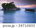 Pura Tanah Lot at sunset, Bali, Indonesia 39710935