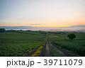 朝焼け 北海道 自然の写真 39711079