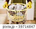 洗濯 洗濯物 ランドリーの写真 39714847