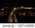 プラハ 夜景 プラハ城の写真 39714886