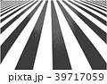 ゼブラ 背景 遠景のイラスト 39717059