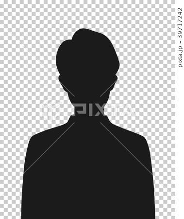 Male sex silhouette 39717242