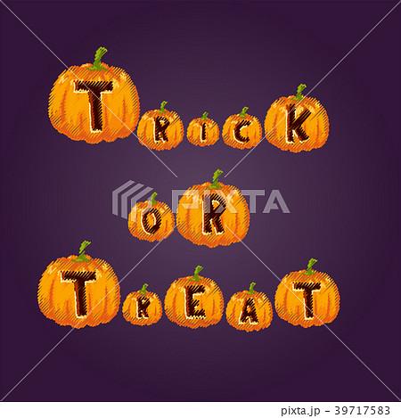 halloween party celebration invitation card vectorのイラスト素材