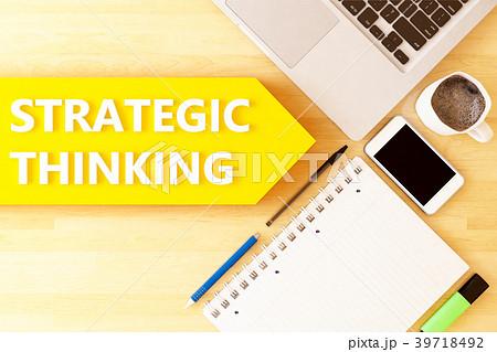 Strategic Thinking 39718492