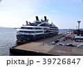 客船 クルーズ船 かごしま北埠頭の写真 39726847