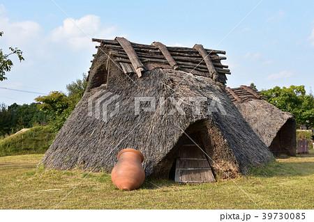 弥生時代竪穴式住居跡 39730085
