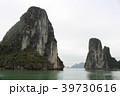 世界遺産、ハロン湾の風景 ベトナム 39730616