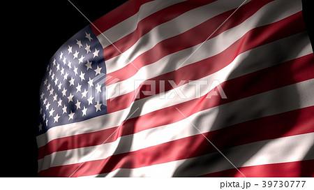 アメリカ国旗 39730777