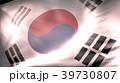 韓国国旗 39730807