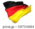 ドイツ国旗 39734884