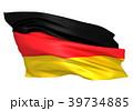 ドイツ国旗 39734885