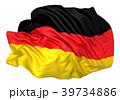 ドイツ国旗 39734886