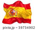スペイン国旗 39734902