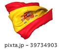 スペイン国旗 39734903