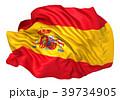 スペイン国旗 39734905