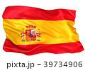スペイン国旗 39734906