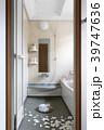 日本の一般家庭のバスルーム(撮影者の私宅) 39747636