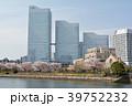 横浜 みなとみらい 桜の写真 39752232