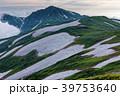 飯豊連峰・本山小屋付近から見る夕暮れの大日岳方面 39753640