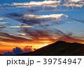 本山小屋付近から見る夕暮れの飯豊本山 39754947