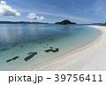 座間味島 古座間味ビーチ 海の写真 39756411