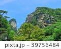 昇仙峡 覚円峰 新緑の写真 39756484