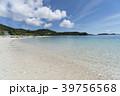 座間味島 古座間味ビーチ 海の写真 39756568