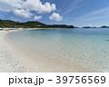 座間味島 古座間味ビーチ 海の写真 39756569