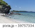 慶良間諸島 夏 海の写真 39757334