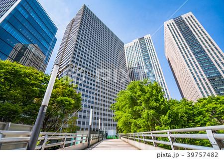 《東京都》赤坂・オフィス街 39757482