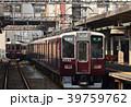 電車 阪急電車 列車の写真 39759762