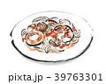 魚介のパスタ 39763301