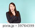 女性 人物 表情の写真 39764399
