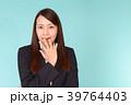 女性 人物 表情の写真 39764403
