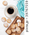 Cookies and coffee 39767559