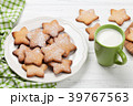 Cookies and milk 39767563