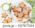 Cookies and milk 39767564
