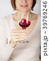 ぶどう酒 ワイン 葡萄酒の写真 39769246