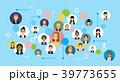ビジネス 人々 人物のイラスト 39773655
