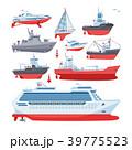 船 船舶 ベクトルのイラスト 39775523