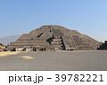 テオティワカンの月のピラミッド 世界遺産 メキシコ 39782221