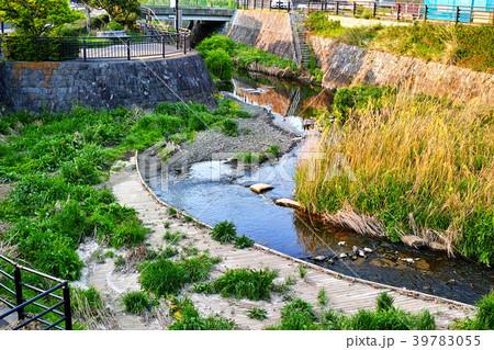 阿久和川出会いのまほろばの風景 39783055