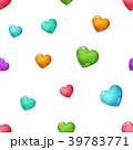 ハート ハートマーク 心臓のイラスト 39783771