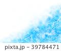 水彩 海の生物イラスト 背景 39784471