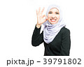 イスラム女性 39791802